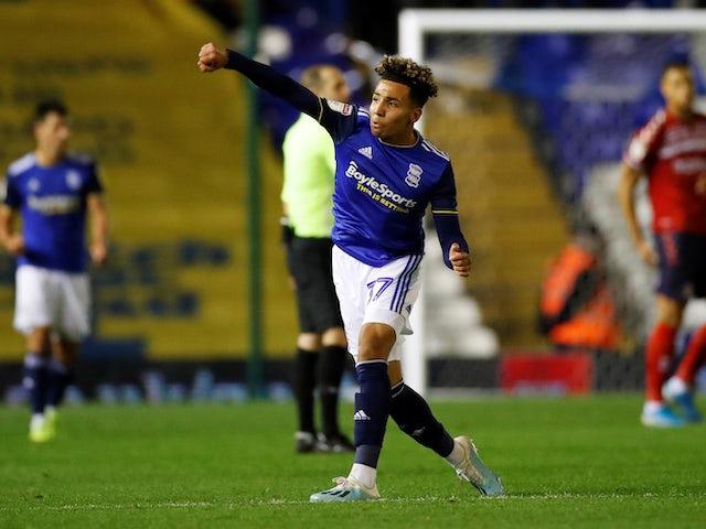 Result: Birmingham claim dramatic late winner over Birmingham