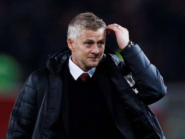 Solskjaer 'to be sacked if Norwich beat Man Utd'