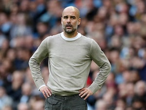 Guardiola: 'I'd stay with City in League Two'