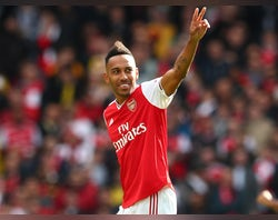 How Barcelona could line up with Aubameyang
