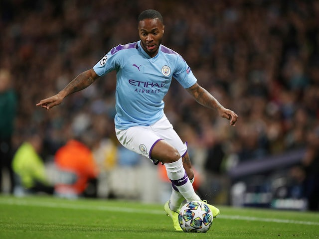 Man City 'want to hand Sterling new deal'
