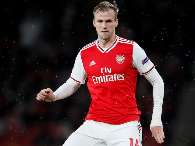 Rob Holding reveals yoga passion was inspired by Ryan Giggs