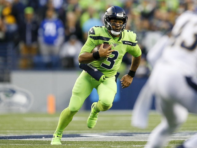 Result: Russell Wilson stars in nailbiting Seahawks win over Rams