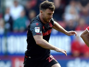 Scott Hogan's late winner gifts struggling Stoke first league victory