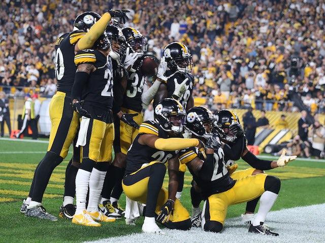 Result: Pittsburgh Steelers pick up first win of season against Cincinnati Bengals