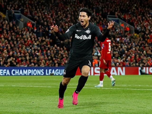 Saturday's Liverpool transfer talk: Minamino, Sancho, Hughes