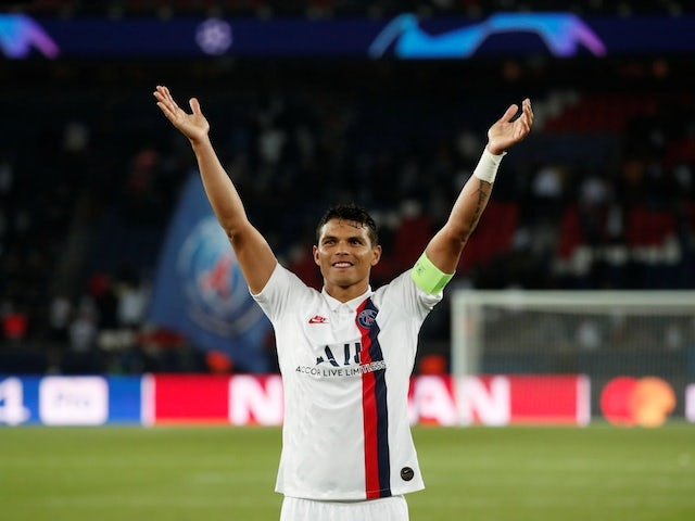 Thiago Silva 'open to AC Milan return'