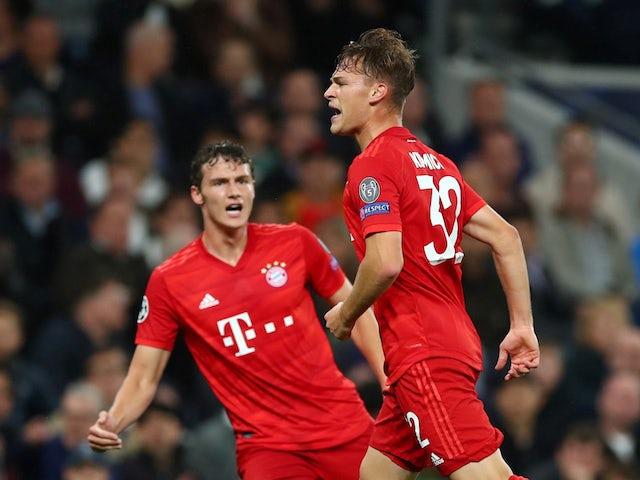 Le Bayern de Munich trading cards 2015 2016-Nº 24-Joshua Kimmich