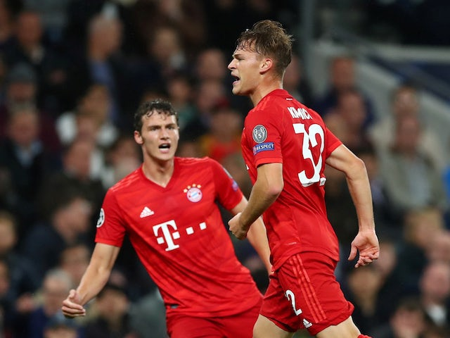 Kimmich: 'Premier League in Liverpool's shadow'