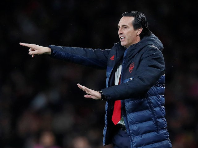 Unai Emery confident UEFA can tackle racist abuse problem