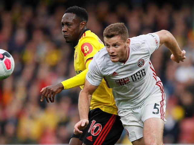 Result: Watford still winless after Sheffield United stalemate