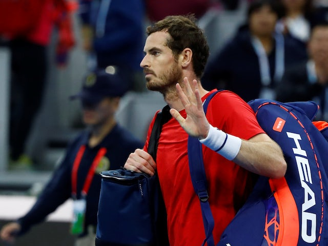 Result: Andy Murray books quarter-final spot in Antwerp