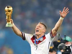 World Cup winner Bastian Schweinsteiger retires from football