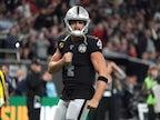 Oakland quarterback Derek Carr describes Spurs Stadium as 'one of the best ever'