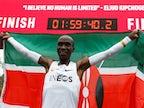 Marathon champion Eliud Kipchoge uncertain over Olympics participation