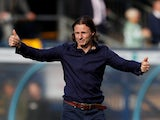 Wycombe Wanderers boss Gareth Ainsworth pictured on September 7, 2019