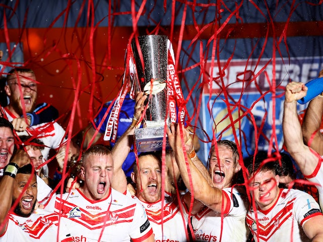 Result: St Helens avoid Salford upset to secure record seventh Super League title