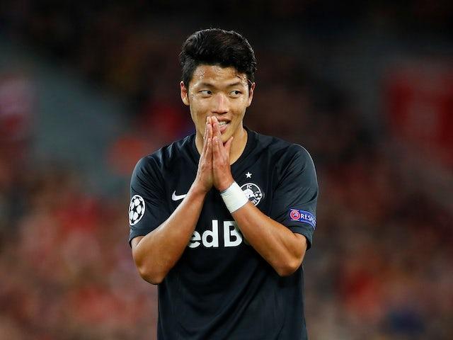 Arsenal 'scouting Salzburg forward Hwang'