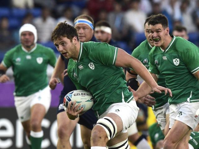 Iain Henderson sets sights on Ireland redemption against England at Twickenham