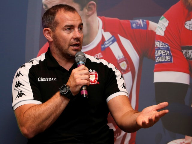 Ian Watson leaves Salford Red Devils with immediate effect