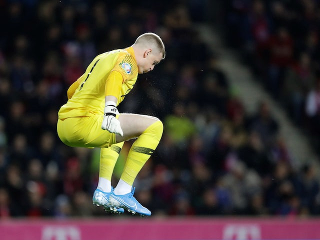 Pickford insists England are not complacent after Czech Republic defeat