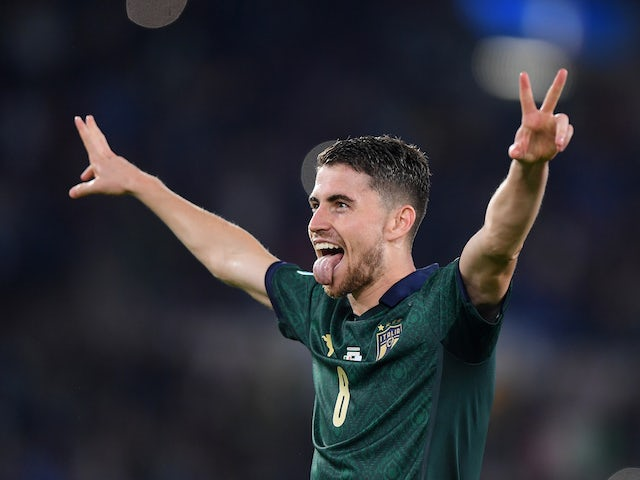 Jorginho agent: 'Return to Serie A is possible'