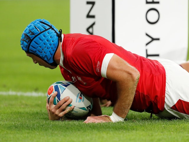 Justin Tipuric to captain Wales against Uruguay