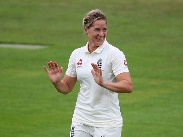 England teammates Katherine Brunt and Nat Sciver get engaged