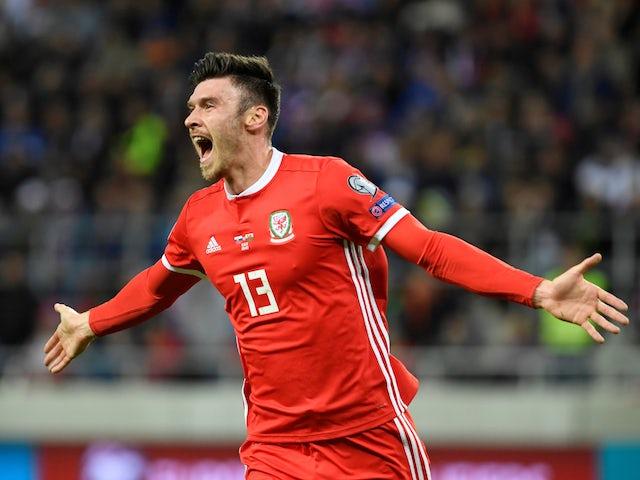 Wales striker Kieffer Moore recalls horror skull injury
