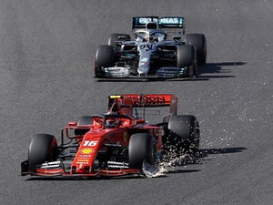 """Charles Leclerc penalised after Max Verstappen blasts """"irresponsible driving"""""""