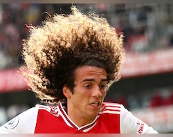 Matteo Guendouzi 'responded well to Arsenal axe'