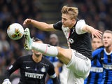 Matthijs de Ligt in action for Juventus on October 6, 2019