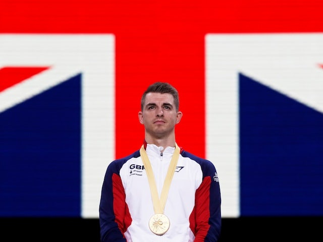 Max Whitlock admits Olympic postponement is a blow to gold medal hopes