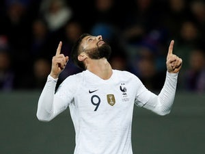 France boss Didier Deschamps explains Olivier Giroud selection