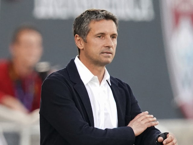 Remi Garde in charge of Montreal Impact on August 3, 2019