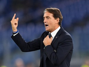 "Roberto Mancini ""happy"" to surpass Italy winning record"