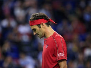 Angry Federer, Djokovic both knocked out of Shanghai Masters