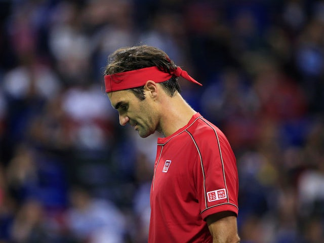 Result: Angry Federer, Djokovic both knocked out of Shanghai Masters