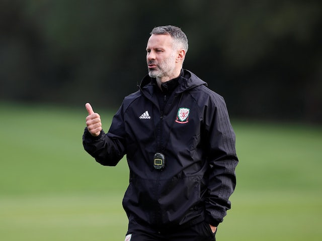 Ryan Giggs: 'Point in Slovakia is a step forward'