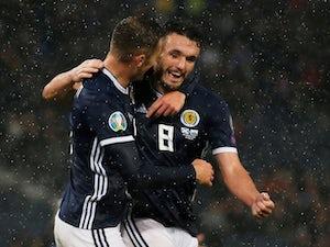 John McGinn scores hat-trick as Scotland hammer San Marino at Hampden