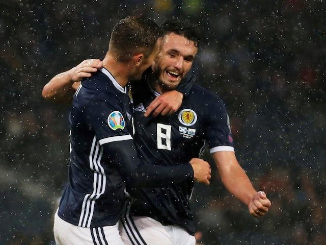 Result: John McGinn scores hat-trick as Scotland hammer San Marino at Hampden
