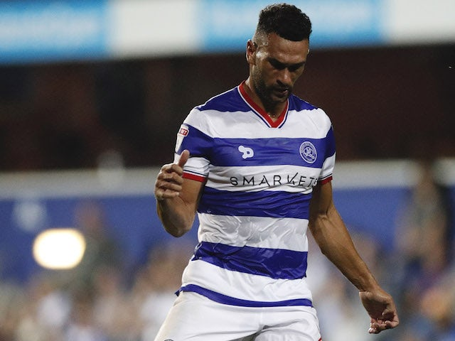 Steven Caulker in action for Queens Park Rangers in September 2016