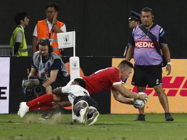 Rugby World Cup day 20: Wales battle past Fiji for quarter-final spot