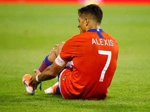 Inter Milan confirm Alexis Sanchez ankle ligament damage