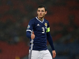 Andrew Robertson challenges Scotland to build on San Marino rout