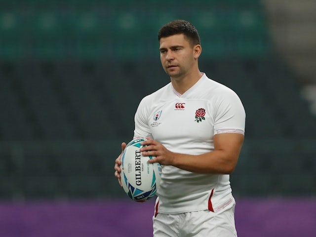 Ben Youngs set to join Jason Leonard in history books this weekend