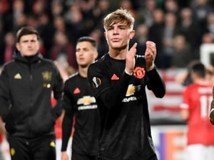 Brandon Williams remaining focused despite rapid Manchester United rise