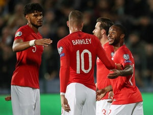 Slick England put six past Bulgaria in Sofia