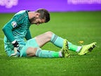 De Gea likely to join Pogba on sidelines for United's game with Liverpool