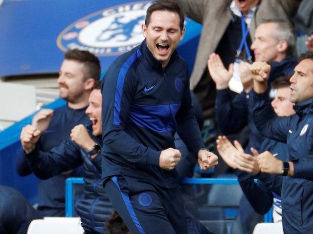 Chelsea boss Frank Lampard: